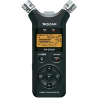 Rekordér Tescam DR-07 MK2