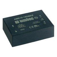 Síťový zdroj do DPS Aimtec AME15-12DMAZ, 12 VDC, 0.63 A