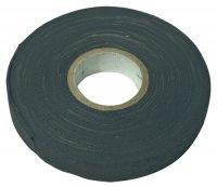 Izolační páska textilní 19mm/10m černá
