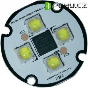 HighPower LED Seoul Semiconductor, SMJPA3020120 = SMJP-3V04W1P1, 230 V, 120 °, teplá bílá