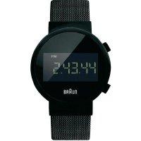 Digitální náramkové hodinky Braun