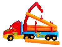 Auto KAMION WADER s nákladem 76 cm