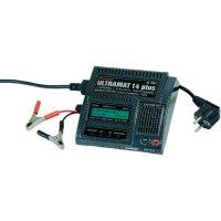 Modelářská multifunkční nabíječka Graupner Ultramat 14 Plus 6464, 12 V, 220 V, 5 A