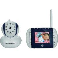 Dětská chůvička s kamerou Motorola MBP33, 188608, 200 m, 2,4 - 2,48 GHz