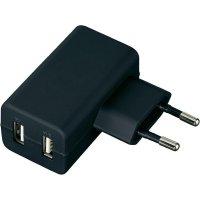 USB nabíječka Hama Dual 14135,2x USB