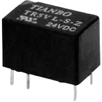 Tianbo Electronics TR5V-M-05VDC-S-Z, 2 A , 60 V/DC/ 120 V/AC , 240 VA/ 48 W