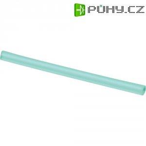 Smršťovací bužírka 6/2 mm, transparentní, 1 m
