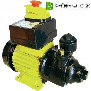 Elektrické čerpadlo na naftu a olej Mauk, 230 V, černá/žlutá, IPX4