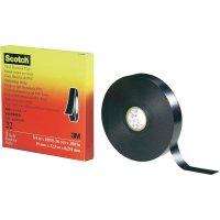 Izolační páska 3M, 80-0120-1704-4, SCOTCH 22 (19 mm x 33 m), černá