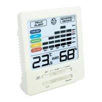 Digitální teploměr/vlhkoměr s hlásičem výskytu plísní Techno Line WS 9420