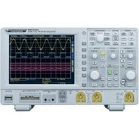 Digitální osciloskop Hameg HMO2022, 2 kanály, 200 MHz