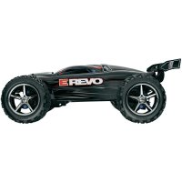 RC model Brushless Monstertruck Traxxas E-Revo,1:8, 4WD, RtR 2.4 GHz