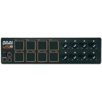 MIDI kontoler s USB Akai LPD8