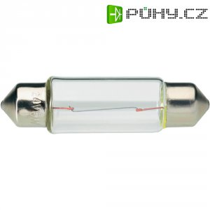 Sufitová žárovka Barthelme 00382405, 210 mA, 24 V, S8, 5 W, čirá