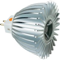 LED žárovka GU5.3, 4 W, denní bílá, 8°