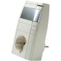 Bezdrátový stmívač HomeMatic, 105790, 1kanálový, 300 VA, CZ zástrčka