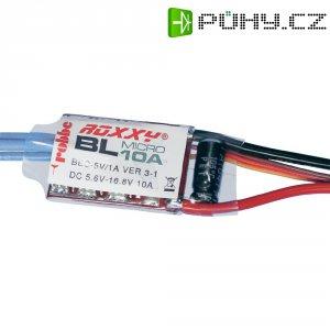 Mikro regulátor otáček Brushless Robbe Roxxy, 6 - 16,8 V, 10 A
