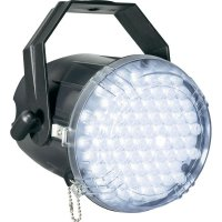 LED Stroboskop Techno Strobe, 62 LED