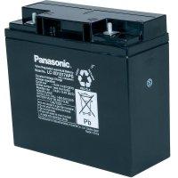Olověný akumulátor, 12 V/17 Ah, Panasonic LC-XD1217P