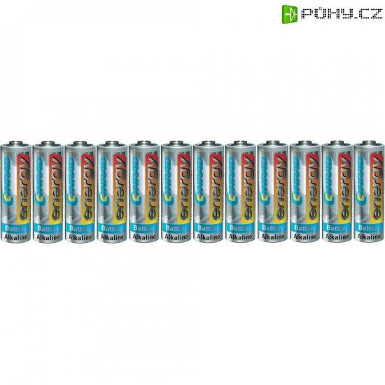 Baterie Conrad energy Alkaline, typ AA, 12 ks - Kliknutím na obrázek zavřete