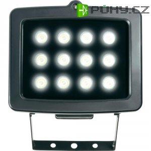 Venkovní LED reflektor L0201P, 12x 1 W LED