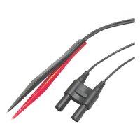 Sada měřicích kabelů banánek 4 mm ⇔ měřící hrot Fluke TL2X4W-PTII, 1 m, černá/červená