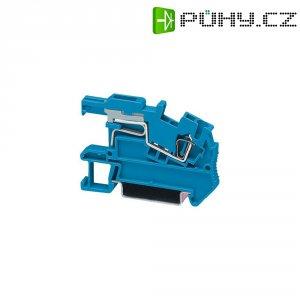 Pružinová instalační svorkovnice Phoenix Contact STN 4 (3031979), pružinová, modrá