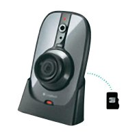 Monitorovací kamera Logitech Alert 700n Indoor Add-On Camera, 960 x 720 px