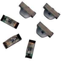 SMD LED Avago Technologies, HSMD-C120, 20 mA, 2,2 V, 155 °, 8 mcd, oranžová