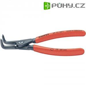 Kleště na vnější pojistné kroužky Knipex 49 21 A11, zahnuté, 10 - 25 mm