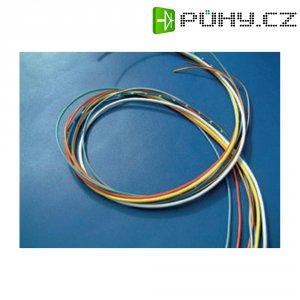 Kabel pro automotive KBE FLRY,1 x 1 mm², žlutý