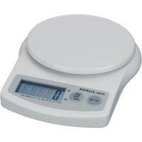 Váha na dopisy Maul MAULalpha max. váživost 5 kg rozlišení 1 g na baterii bílá