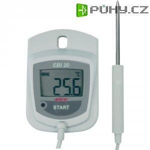 Teplotní datalogger ebro EBI 20-TF, 0 až +100 °C, 1kanálový