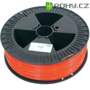 Náplň pro 3D tiskárnu, German RepRap 100083, PLA, 3 mm, 2,1 kg, červená