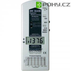 NF analyzátor elektrosmogu Gigahertz ME3840B, 5 Hz - 100kHz