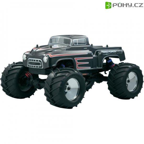 RC model Brushless Monstertruck Kyosho Mad Force Kruiser, 1:8, 4WD, RtR 27 MHz - Kliknutím na obrázek zavřete