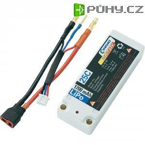 Akupack LiPol Conrad Energy, 7,4 V, 1700 mAh, 25 C, 4 mm / T / XH
