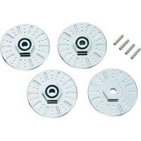 Brzdové destičky s distanční vložkou Reely C1003GA2, 10 mm, 1:10, 4 ks