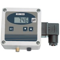 Převodník pH bez elektrody Greisinger GPHU 014, 0 - 14 pH