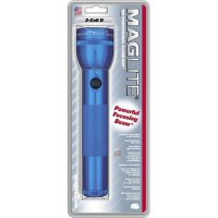 Svítilna Mag-Lite 2-D-Cell, S2D116, 3 V, xenonová, modrá