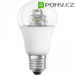 LED žárovka OSRAM 230 V, E27, 6 W = 40 W, 143 mm, teplá bílá, A+, stmívatelné 1 ks