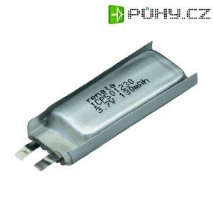 Akumulátor Li-Pol Renata, 3,7 V, 135 mAh, ICP501230