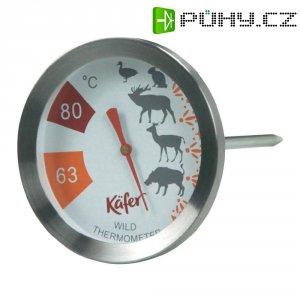Analogový teploměr na maso divoké zvěře Käfer T720