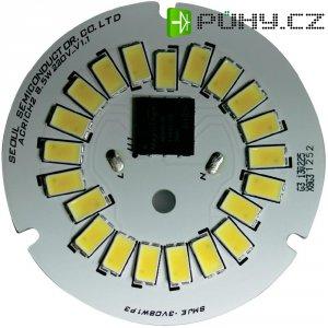 HighPower LED Seoul Semiconductor, SMJEA3021220 = SMJE-3V08W1P3, 230 V, 120 °, teplá bílá