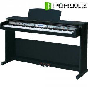 Digitální piano Mc Crypt DP-263, černá