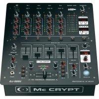 DJ mixážní pult Mc Crypt DJ-500U USB