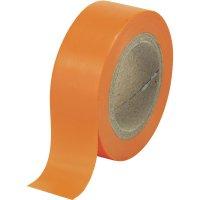 Izolační páska SW12-014BN, 93014c602, 19 mm x 25 m, hnědá