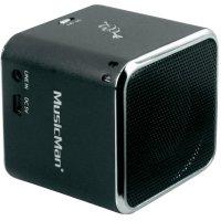 Bluetooth® reproduktor s čtečkou MicroSD karet, Technaxx Musicman BT-X2, černá
