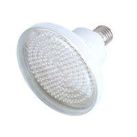 Žárovka LED B130 E27/230V (168x) - bílá
