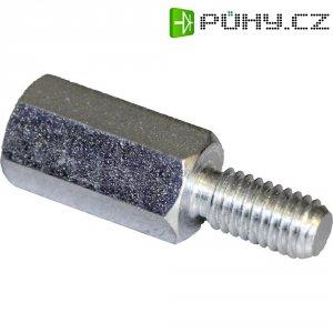 Distanční sloupek PB Fastener S47040X15, M4, 15 mm, 10 ks